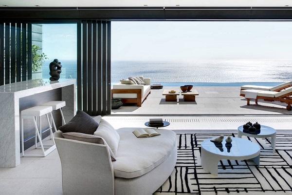 طراحی داخلی سبک ساحلی